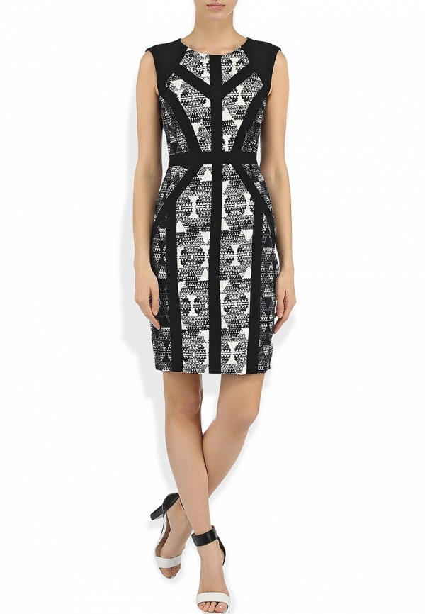 Платье-миди BCBGMAXAZRIA CCL62A43: изображение 7