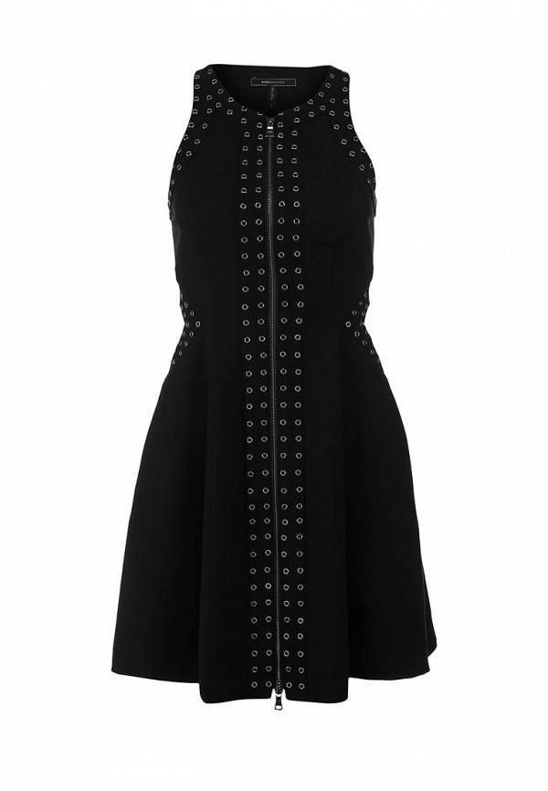 Платье-миди BCBGMAXAZRIA IZD62A32: изображение 2