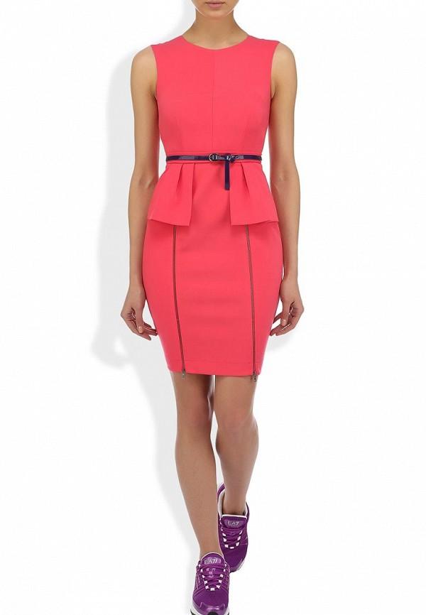 Платье-миди BCBGMAXAZRIA ZBA62A63: изображение 11