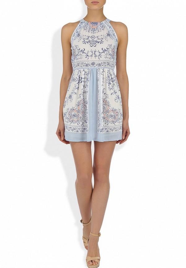 Платье-мини BCBGMAXAZRIA JVG64A46: изображение 7