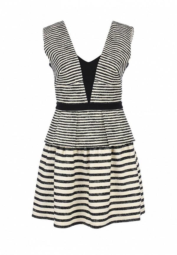 Платье-мини BCBGMAXAZRIA NRD6Z705: изображение 1