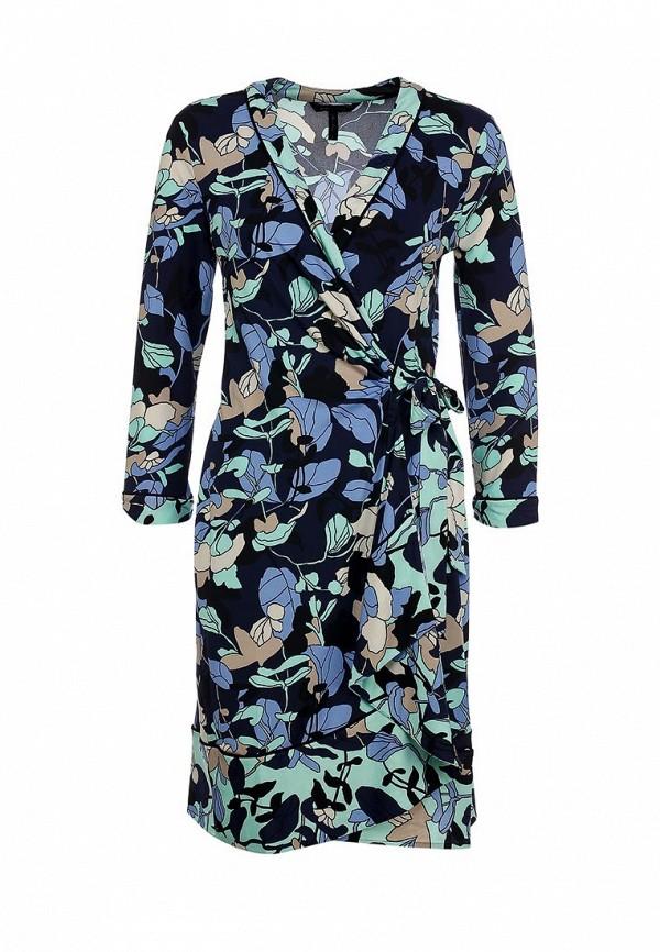 Платье-миди BCBGMAXAZRIA VMQ6W099: изображение 2