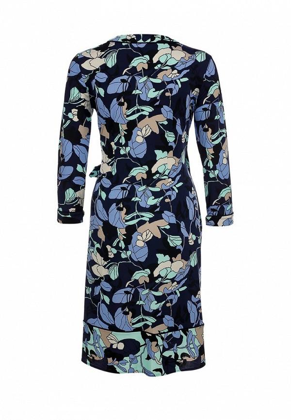 Платье-миди BCBGMAXAZRIA VMQ6W099: изображение 3