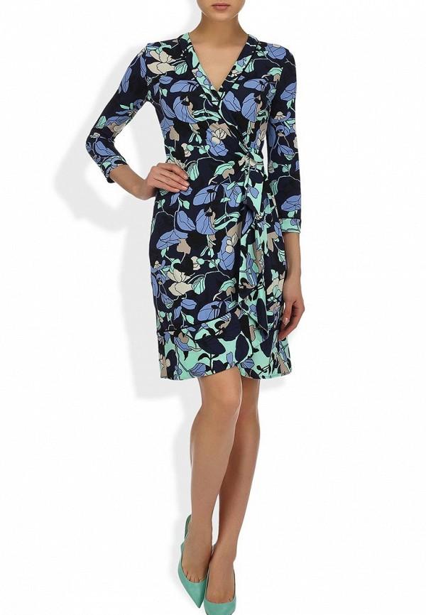 Платье-миди BCBGMAXAZRIA VMQ6W099: изображение 7
