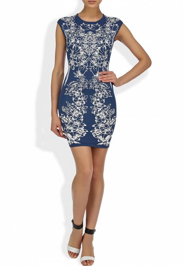 Платье-мини BCBGMAXAZRIA WLO6W485: изображение 4