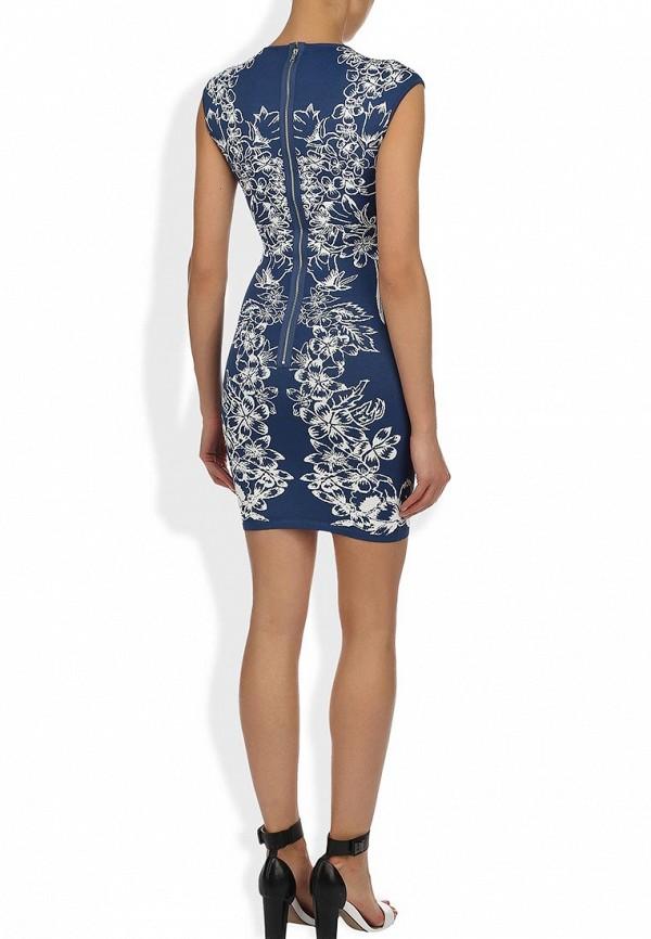 Платье-мини BCBGMAXAZRIA WLO6W485: изображение 5