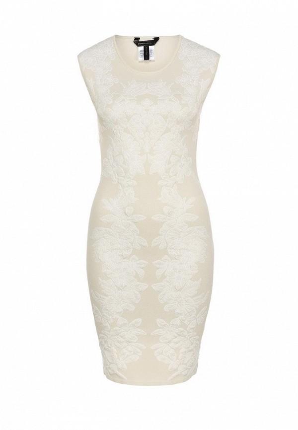 Платье-миди BCBGMAXAZRIA WKX6W485: изображение 1