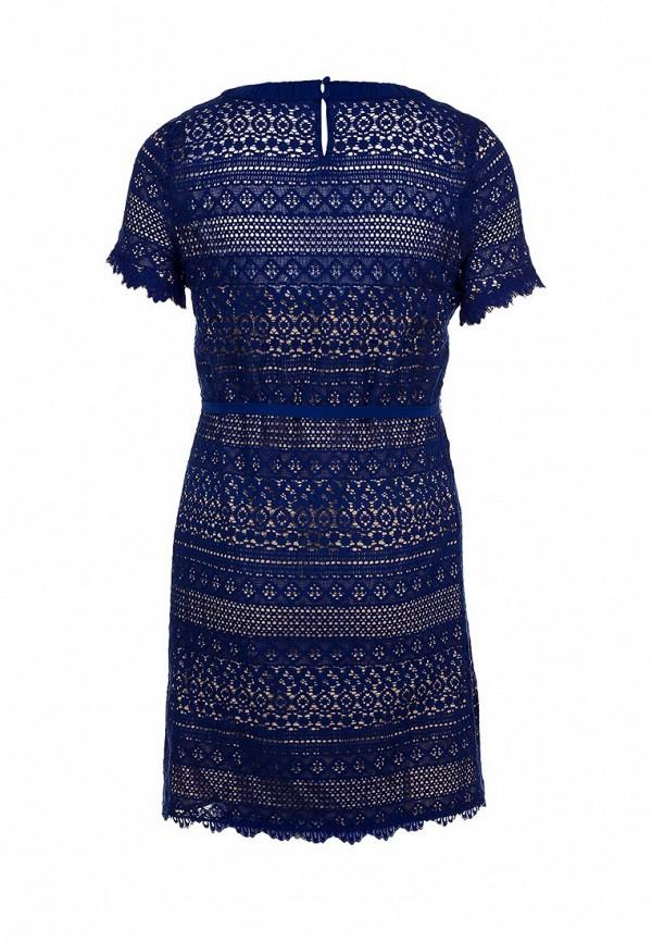 Платье-миди BCBGMAXAZRIA VFX6Z553: изображение 4