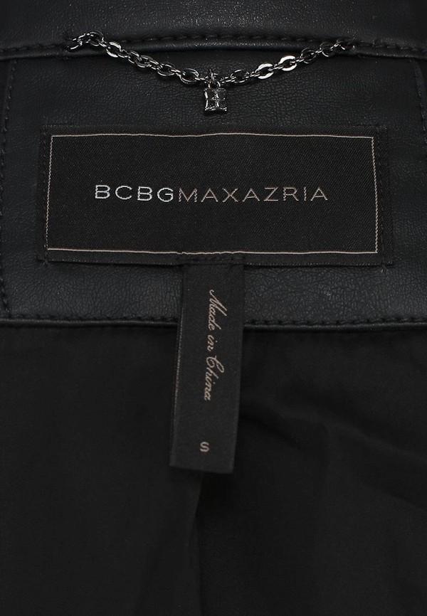 Кожаная куртка BCBGMAXAZRIA CJP4H468: изображение 5
