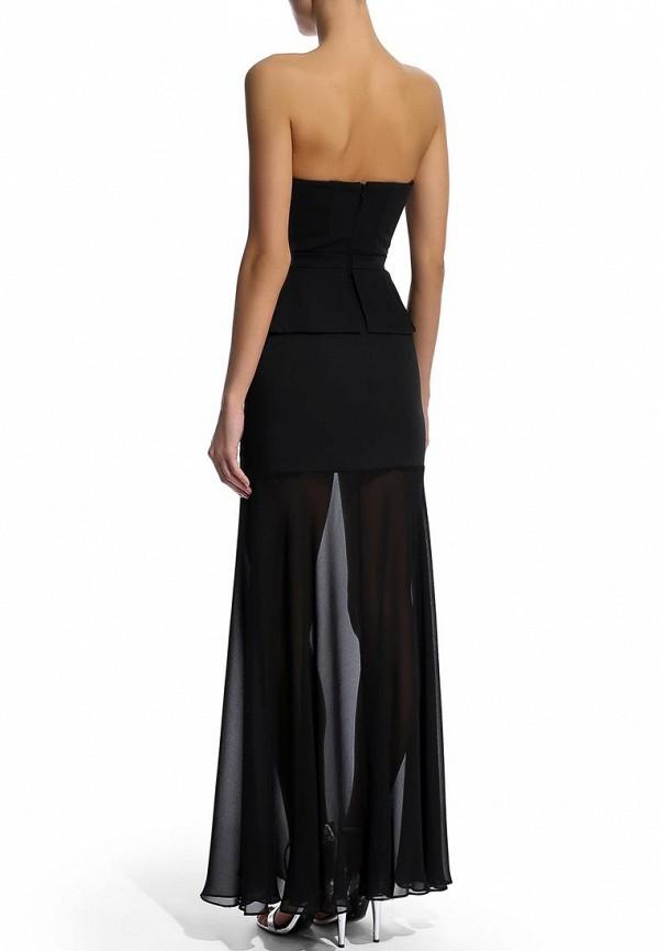 Платье-макси BCBGMAXAZRIA XVR62B58: изображение 9