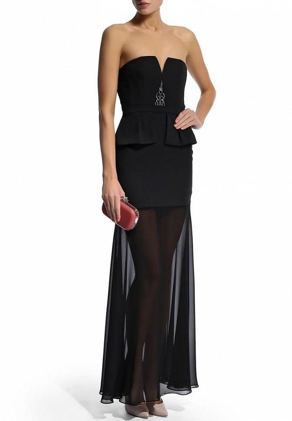 Платье-макси BCBGMAXAZRIA XVR62B58: изображение 11