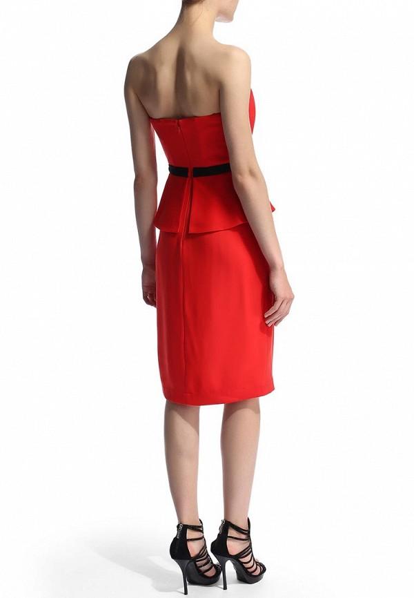Платье-мини BCBGMAXAZRIA XVR67B98: изображение 9