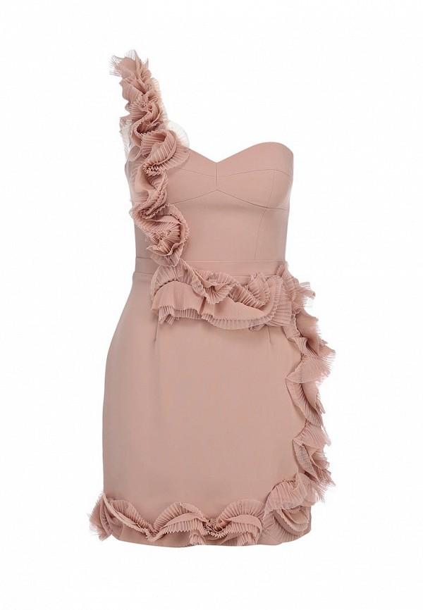 Платье-мини BCBGMAXAZRIA MUV66B45: изображение 2