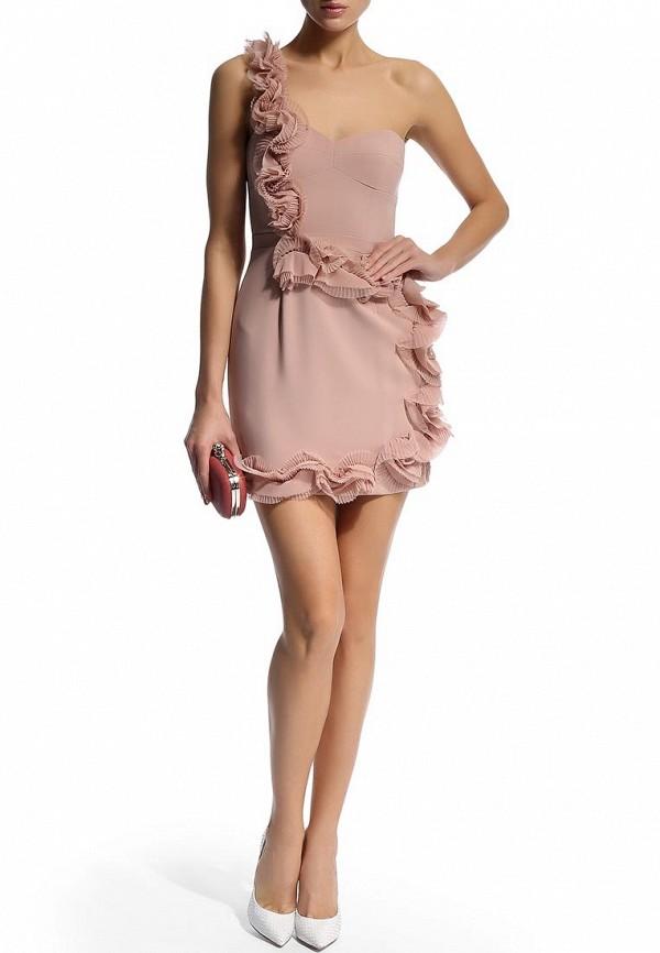Платье-мини BCBGMAXAZRIA MUV66B45: изображение 7