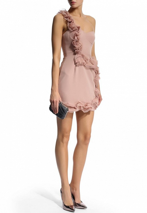 Платье-мини BCBGMAXAZRIA MUV66B45: изображение 11