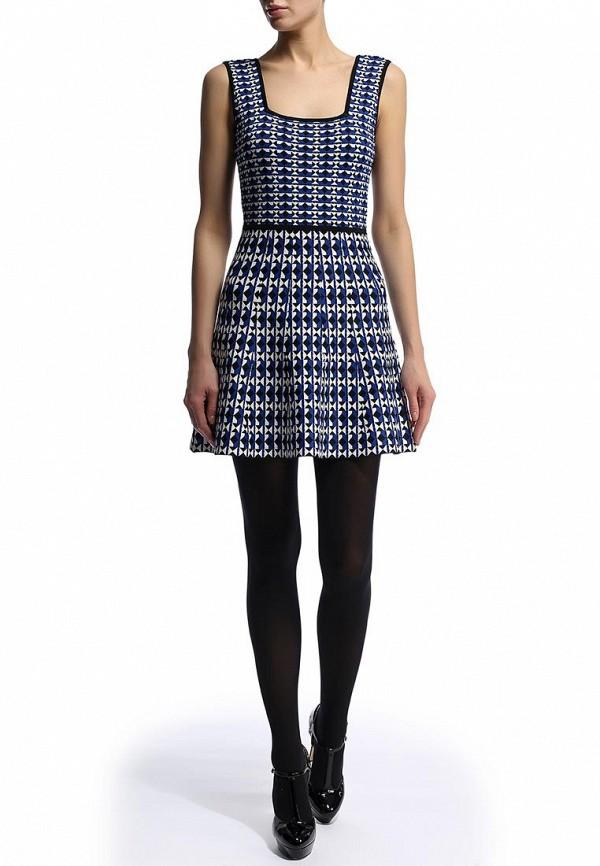 Платье-мини BCBGMAXAZRIA OOW6X242: изображение 7