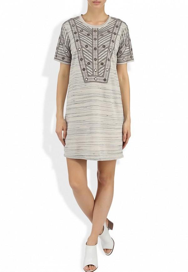 Платье-миди BCBGMAXAZRIA JPI62B60: изображение 7