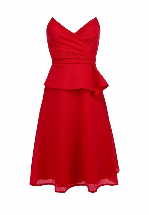 Платье-миди BCBGMAXAZRIA EXN66B27: изображение 2