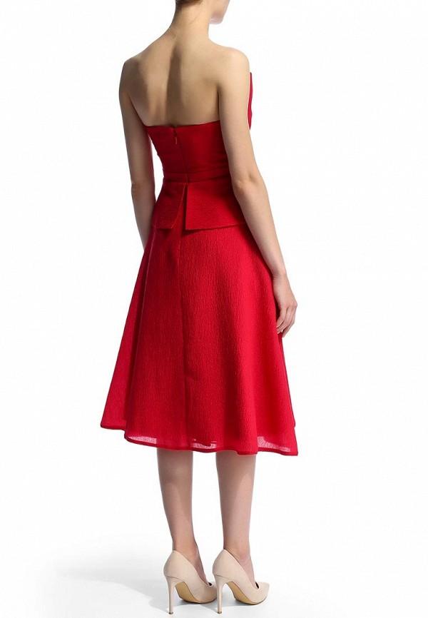 Платье-миди BCBGMAXAZRIA EXN66B27: изображение 9