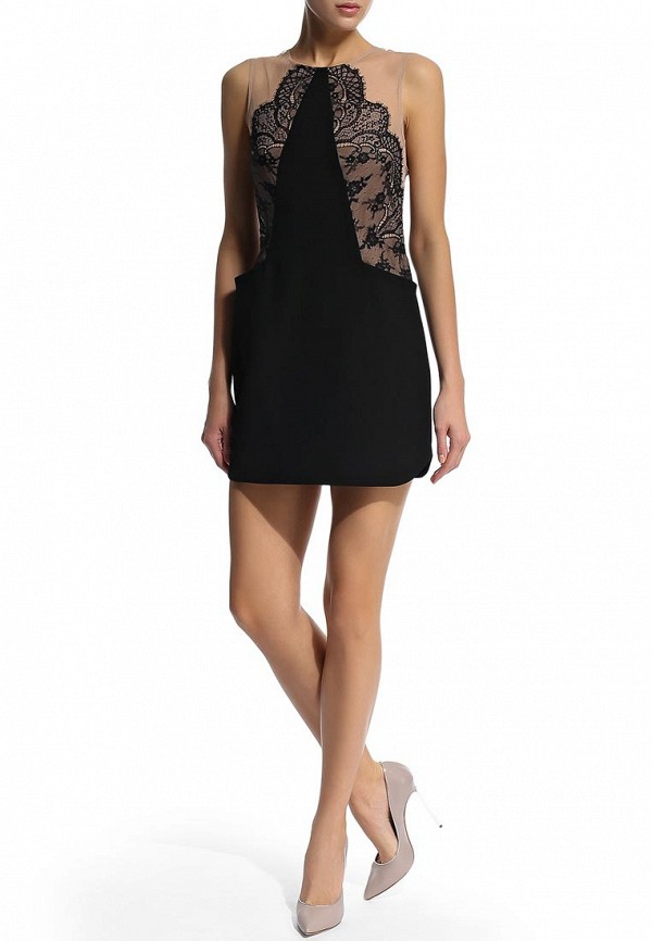Платье-мини BCBGMAXAZRIA IZD62B64: изображение 6