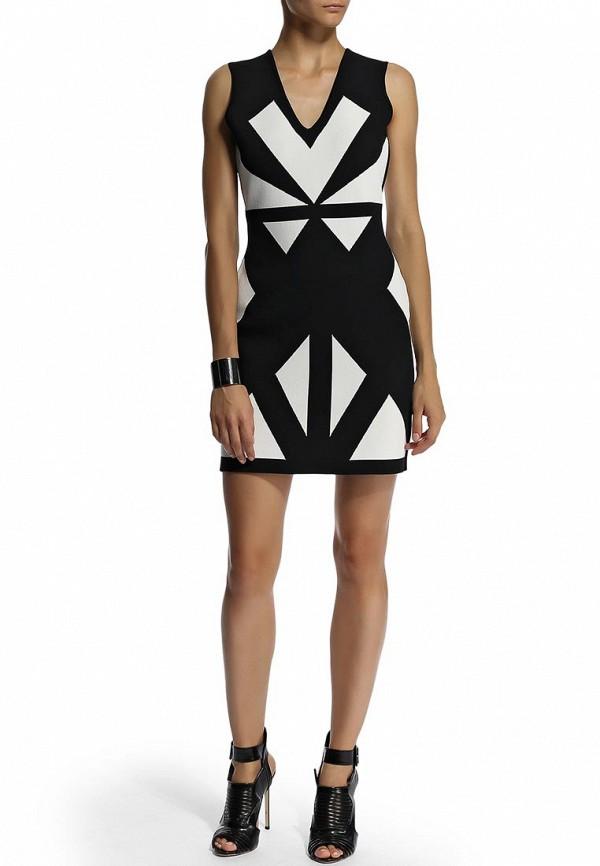 Платье-миди BCBGMAXAZRIA SUR63B69: изображение 7