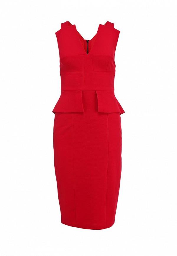 Платье-миди BCBGMAXAZRIA UYS66B18