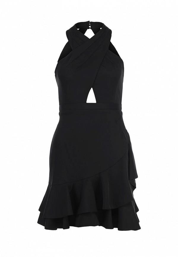 Платье-миди BCBGMAXAZRIA XVR64B30: изображение 2