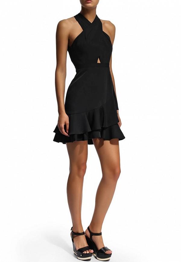 Платье-миди BCBGMAXAZRIA XVR64B30: изображение 7