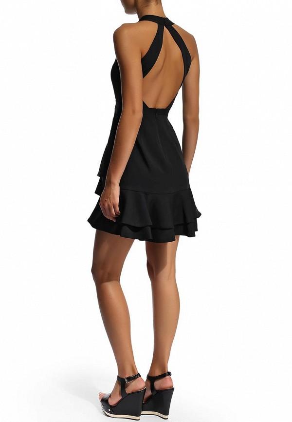 Платье-миди BCBGMAXAZRIA XVR64B30: изображение 9