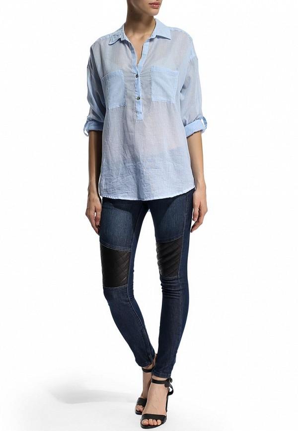 Зауженные джинсы BCBGMAXAZRIA EIF2F537: изображение 7
