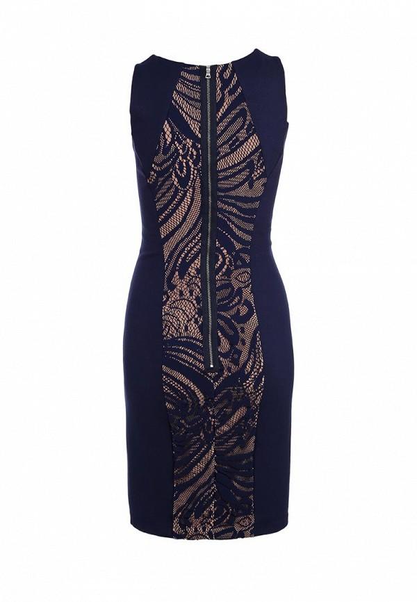 Платье-миди BCBGMAXAZRIA FRH6X579: изображение 2