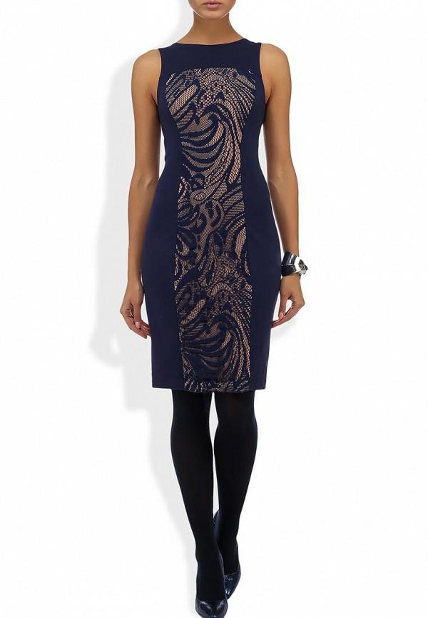 Платье-миди BCBGMAXAZRIA FRH6X579: изображение 4