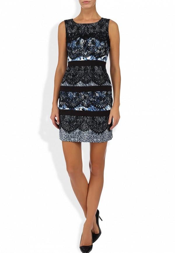 Платье-миди BCBGMAXAZRIA IPH6X584: изображение 8