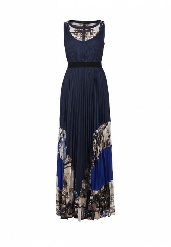Платье-макси BCBGMAXAZRIA IPM6W515: изображение 1
