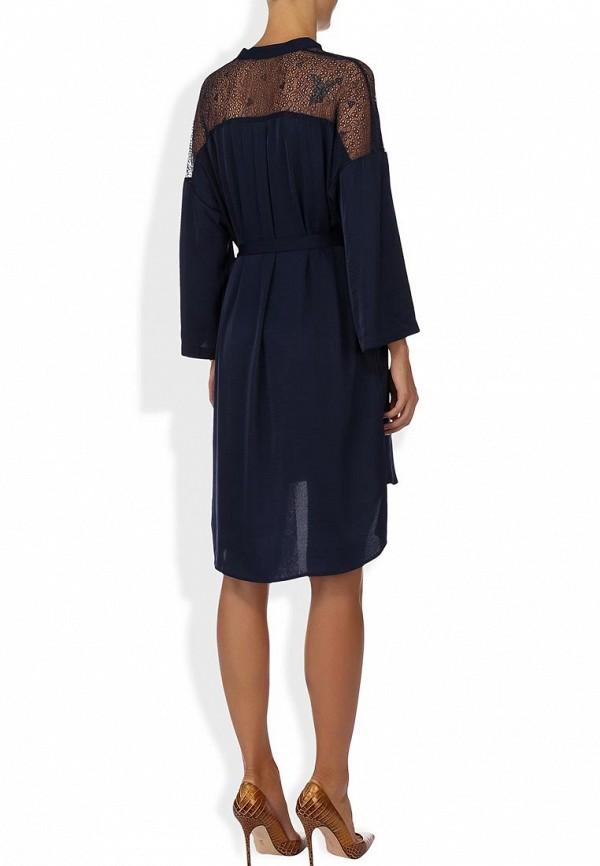 Платье-миди BCBGMAXAZRIA JUF6X238: изображение 11
