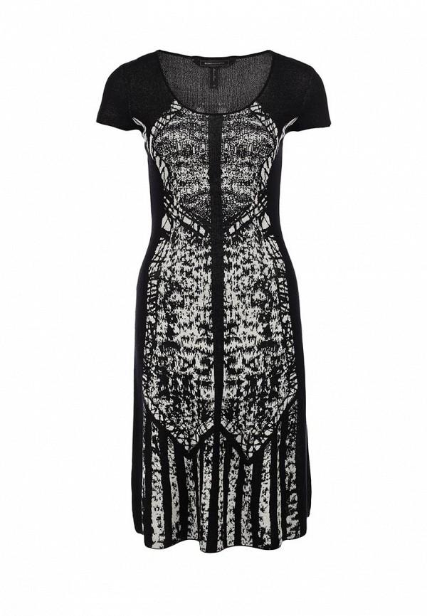 Платье-миди BCBGMAXAZRIA MSF6X310: изображение 2
