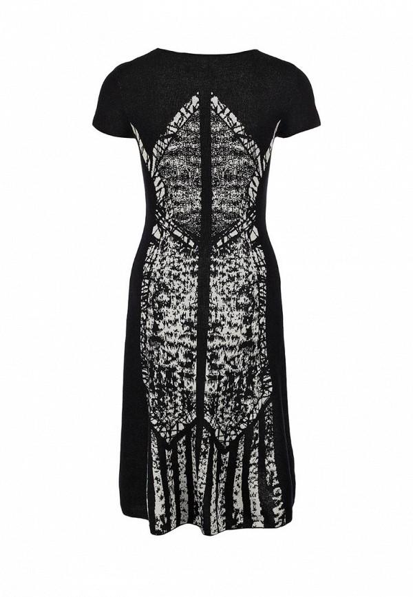 Платье-миди BCBGMAXAZRIA MSF6X310: изображение 3