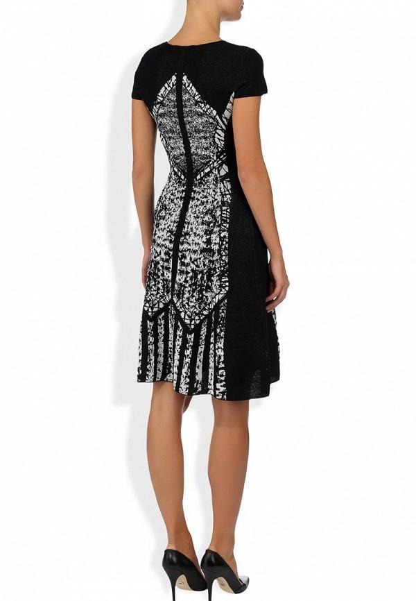 Платье-миди BCBGMAXAZRIA MSF6X310: изображение 9
