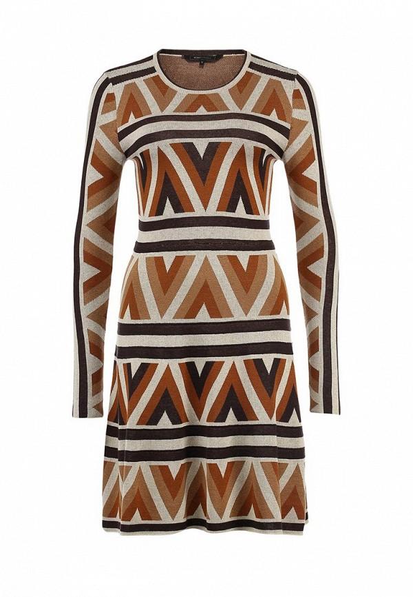 Платье-миди BCBGMAXAZRIA NJZ6X973: изображение 1