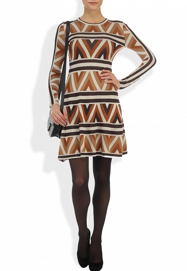 Платье-миди BCBGMAXAZRIA NJZ6X973: изображение 5