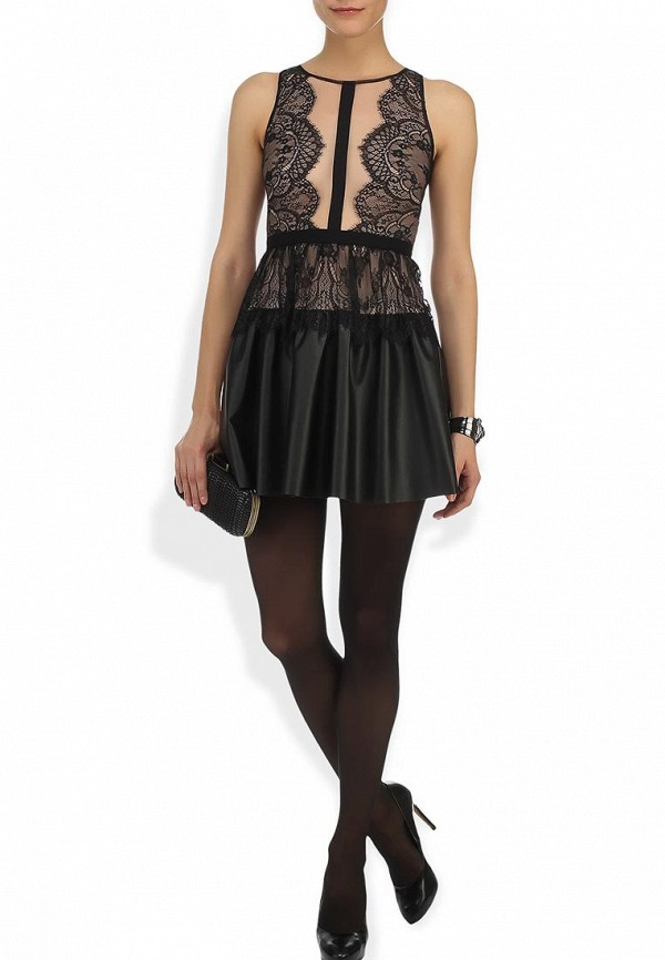 Платье-мини BCBGMAXAZRIA RZF6X655: изображение 5