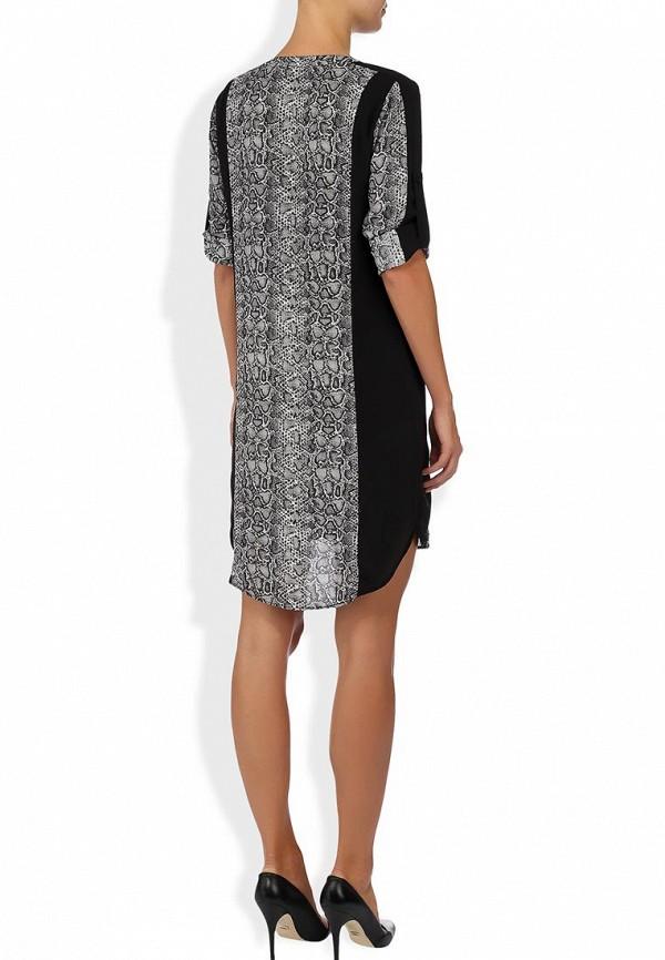 Платье-миди BCBGMAXAZRIA TYW6X585: изображение 5