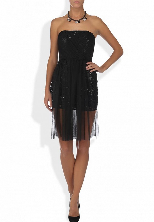 Платье-мини BCBGMAXAZRIA UFG6Y483: изображение 4