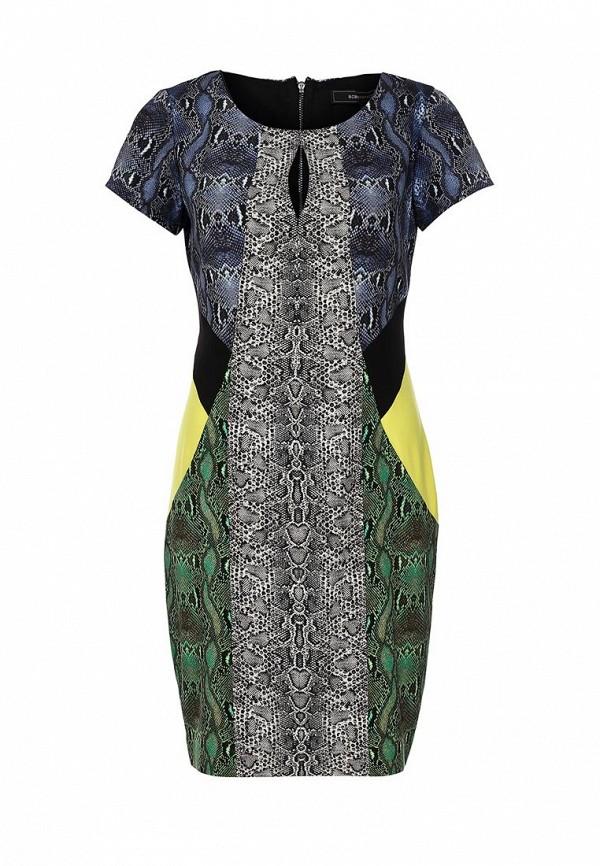 Платье-миди BCBGMAXAZRIA UYD6W736: изображение 1