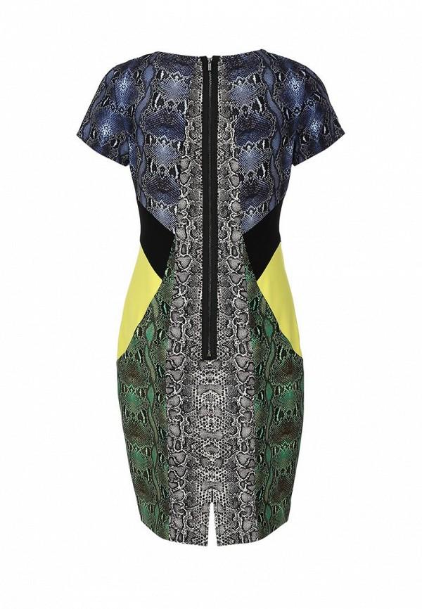 Платье-миди BCBGMAXAZRIA UYD6W736: изображение 2