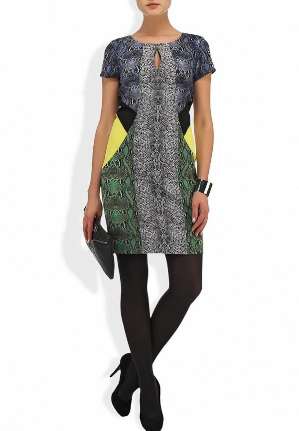 Платье-миди BCBGMAXAZRIA UYD6W736: изображение 5