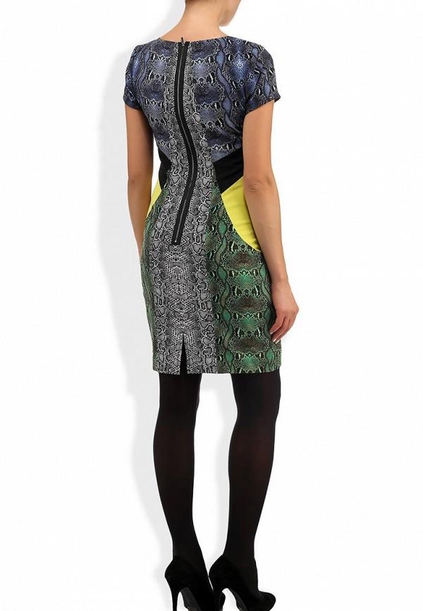 Платье-миди BCBGMAXAZRIA UYD6W736: изображение 6