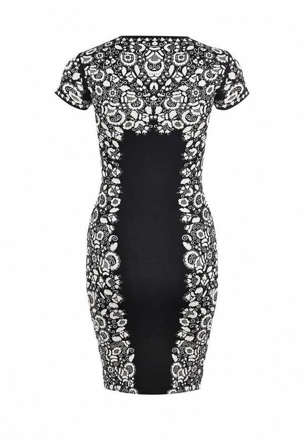 Платье-миди BCBGMAXAZRIA VEG6Y455: изображение 2
