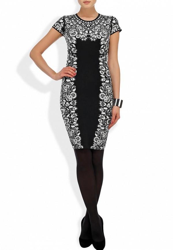 Платье-миди BCBGMAXAZRIA VEG6Y455: изображение 4