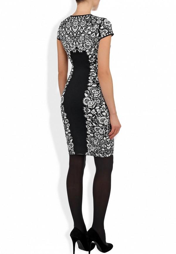 Платье-миди BCBGMAXAZRIA VEG6Y455: изображение 5